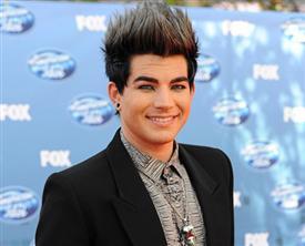 American Idol Finale : 25 : 5 : 2011 Adam-l42