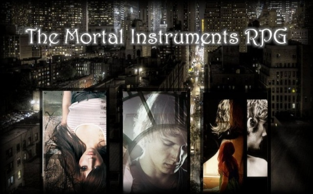 The Mortal Instruments RPG