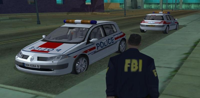 Police car Sa-mp-10