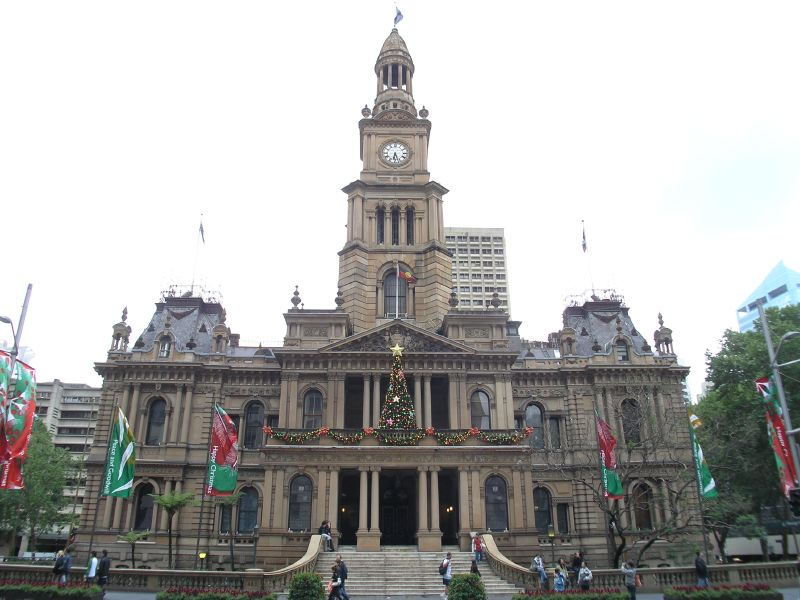 Les Bâtiments de Cities XL - Page 2 Sydney13