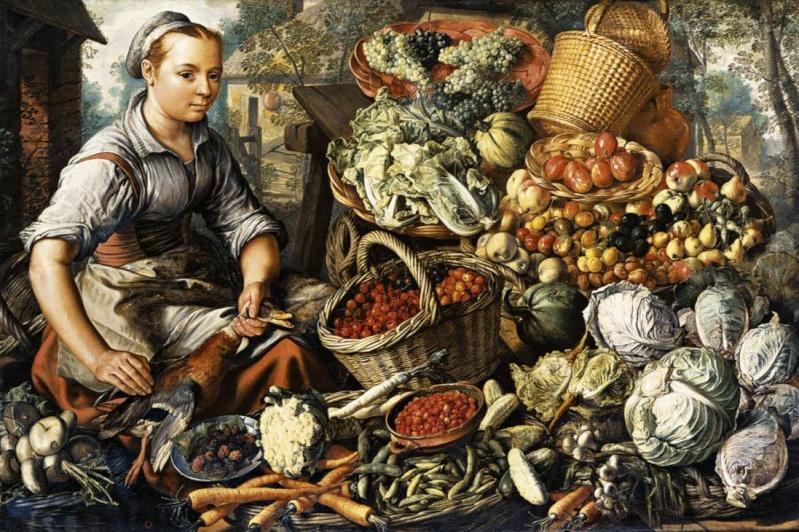 SEMAINE DU GOUT du 11 au 17 octobre: Textes sur la nourriture. Market10