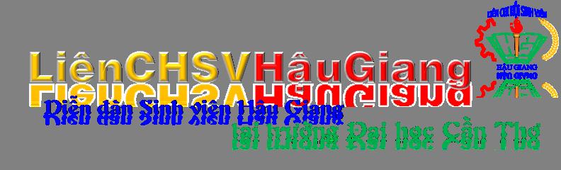 Liên CHSV Hậu Giang