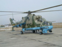 Uganda Peoples Defence Force (UPDF), Mi-35p10