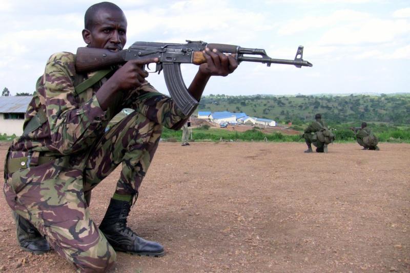 Somali National Army (SNA) Uganda11
