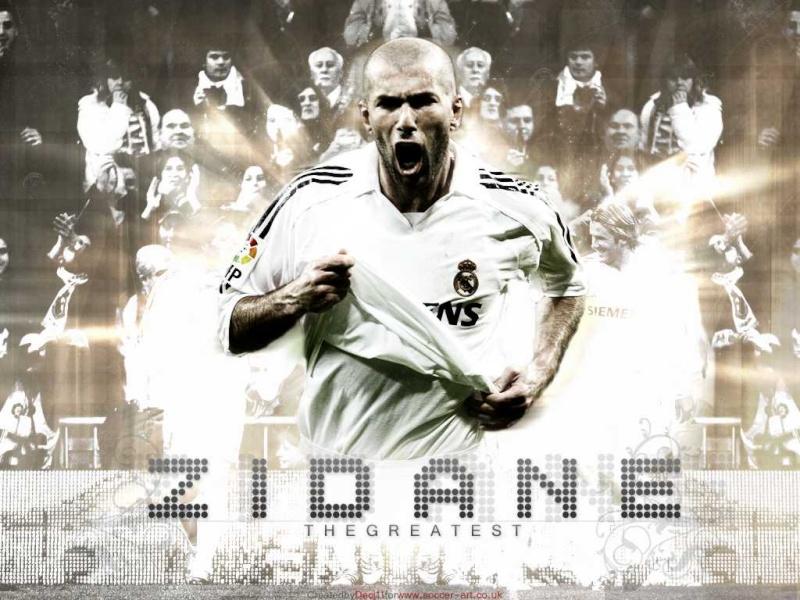 Homme du Match Zidane11