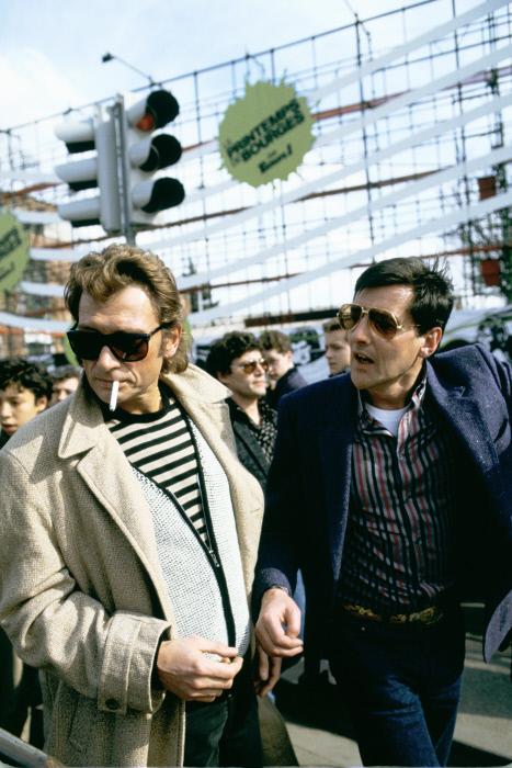LES CONCERTS DE JOHNNY 'PRINTEMPS DE BOURGES 1985' Bourge10