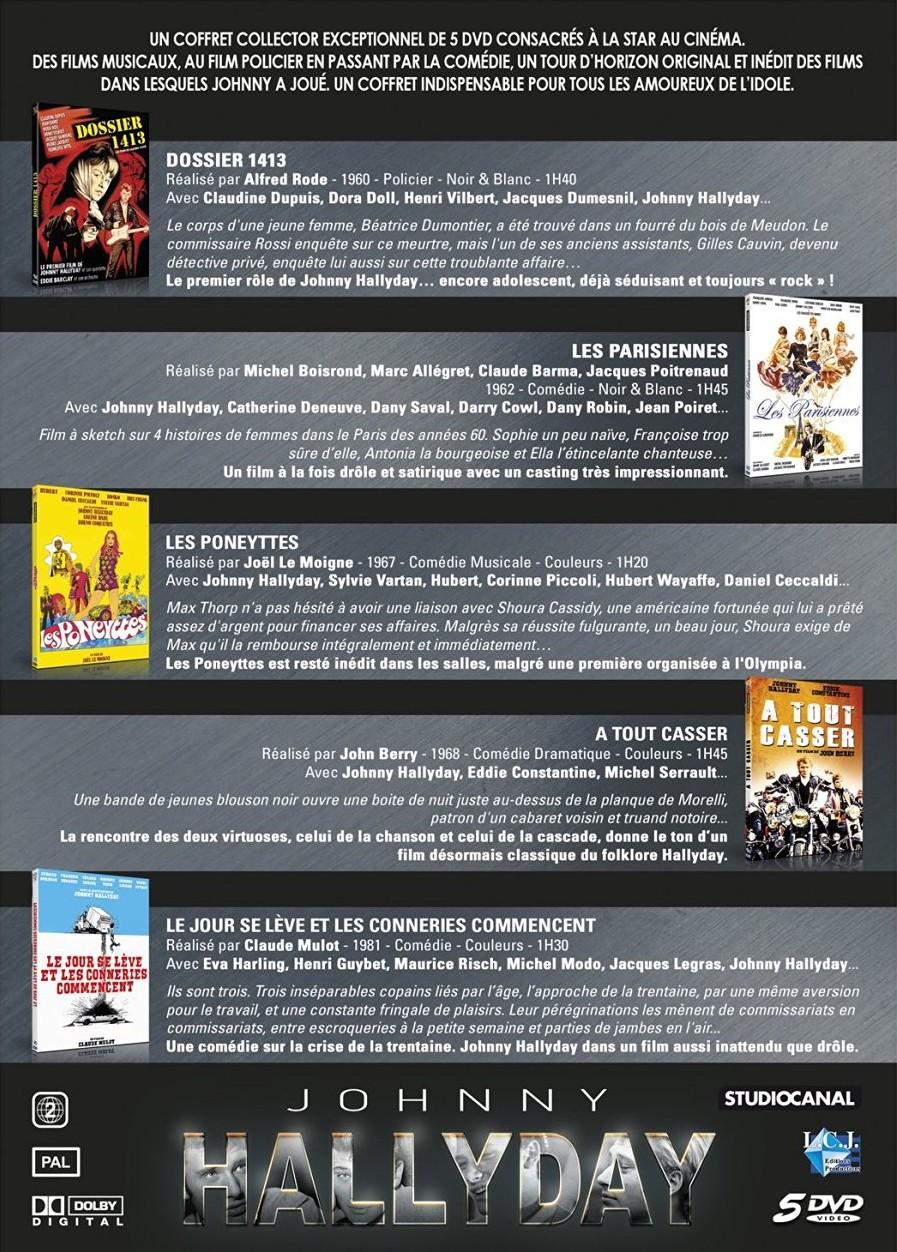 JAQUETTE DVD FILMS ( Jaquette + Sticker ) - Page 2 Johnny12