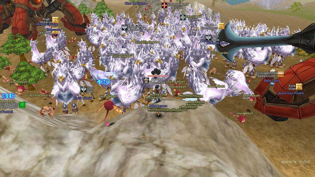 Acte 8 - Ca a commencé avec une invasion.. Flyff070