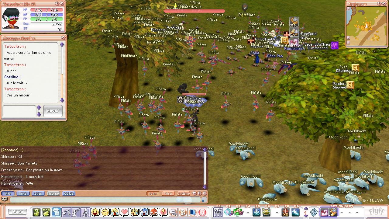 Acte 8 - Ca a commencé avec une invasion.. Flyff071
