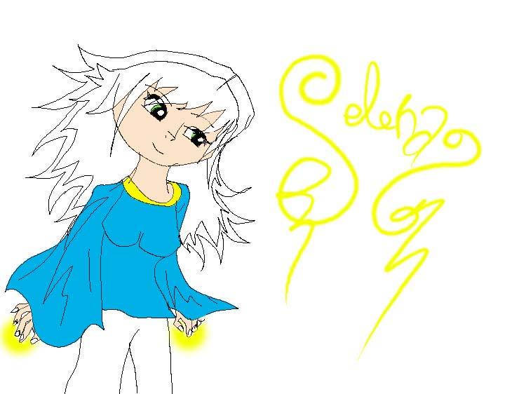La galerie de day (photoshop et dessins avec crayons-il y en aura plus plus tard) Selena10