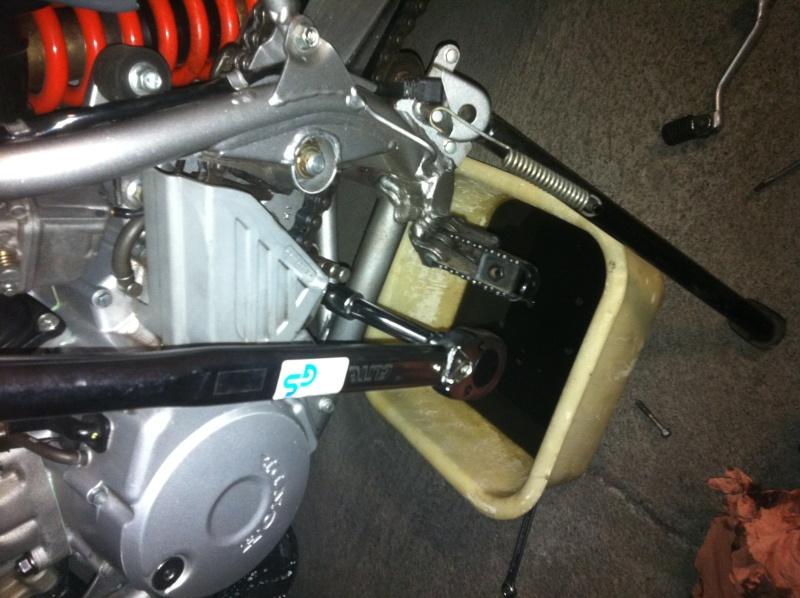 changer son huile de boîte de vitesses Culass65