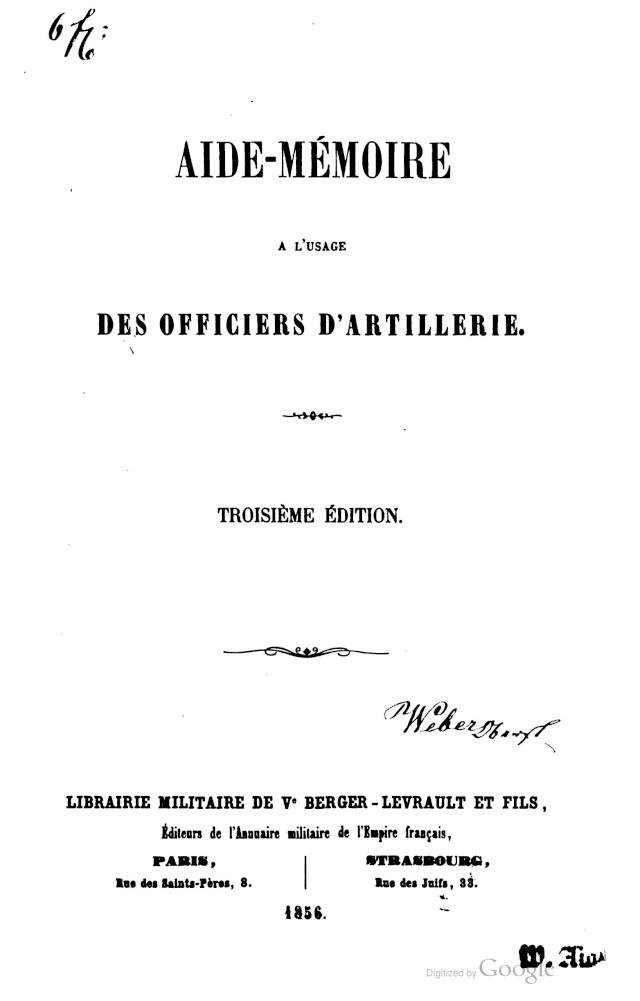 Le fusil 1853 T car : retrouver sa trace Couv10