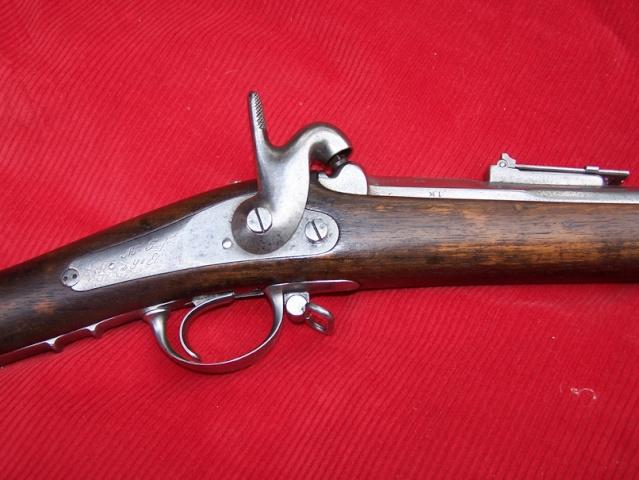 Un fusil modèle 1853 Tcar Datail11