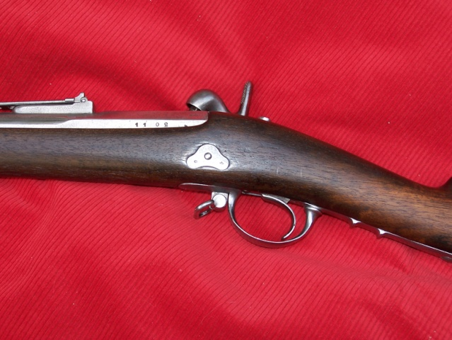 Un fusil modèle 1853 Tcar Datail12
