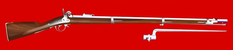 Un fusil modèle 1853 Tcar Dessin10