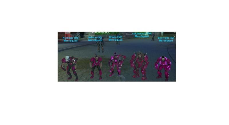 Spunkii's Pink Panthers Flex210