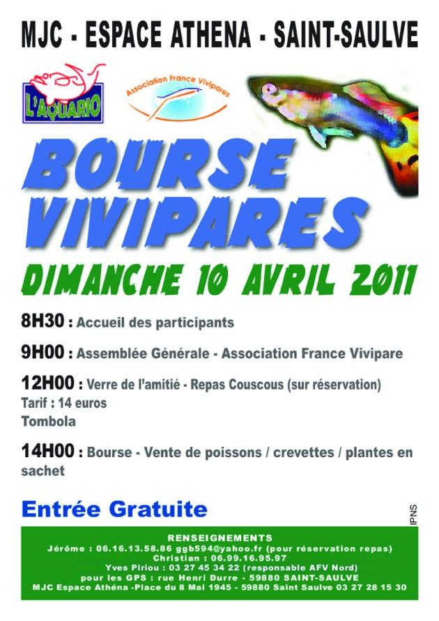 Bourse vivipare à Saint-Saulve (59880) Affich11