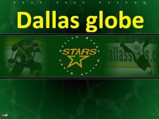 bilan de la saison 2010-2011 DALLAS GLOBE Dallas17