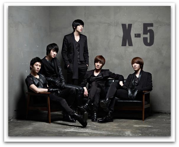Biografia X-Five 20110512