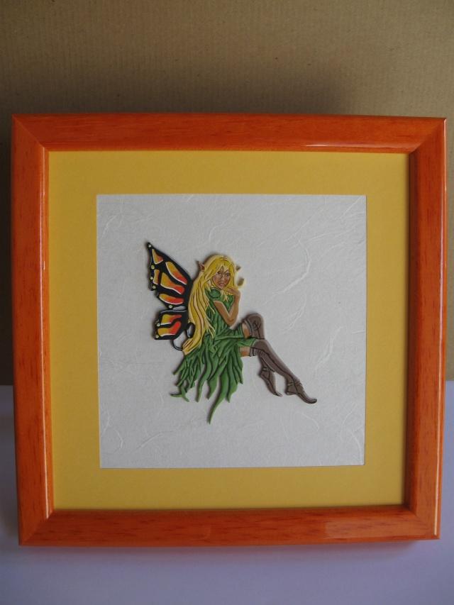 Femme papillon Annive10