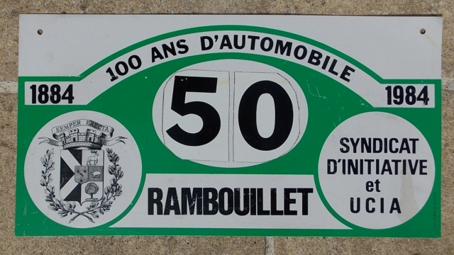 La Genèse des Rendez-Vous de la Reine-Rambouillet 100_an11