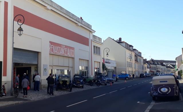 Renaissance-Auto-Rambouillet: Porte-Ouverte sept 2018 20180916