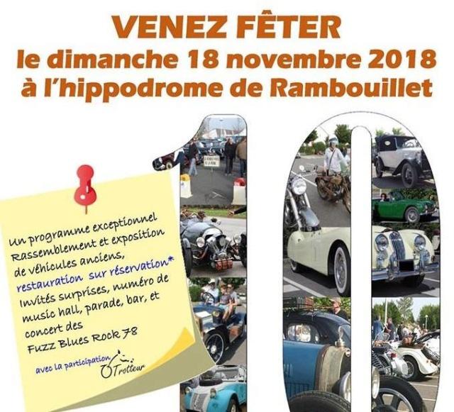 121ème Rendez-Vous de la Reine - Rambouillet le 18 novembre 2018 42494110