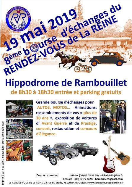 127ème RVR et 8ème Bourse d'échanges à Rambouillet, dimanche 19 mai 2019 Bourse10