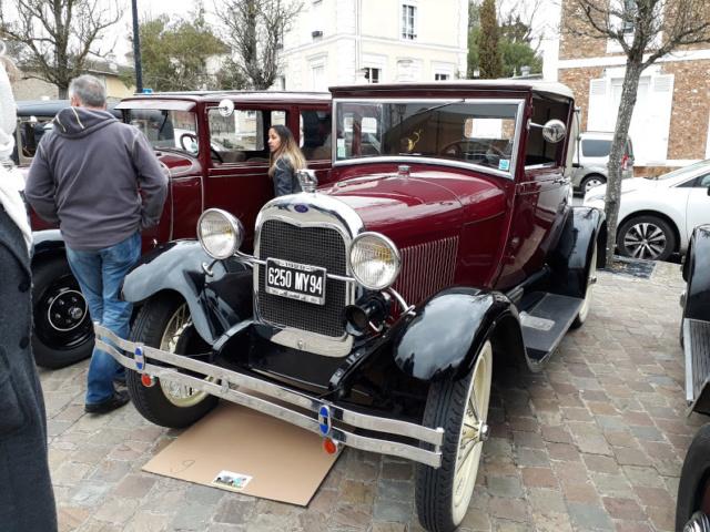 Fête des Grand-Mères Automobiles le dimanche 3 mars 2019 Briis_18