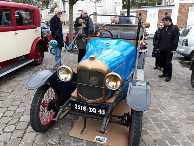 Fête des Grand-Mères Automobiles le dimanche 3 mars 2019 Briis_22
