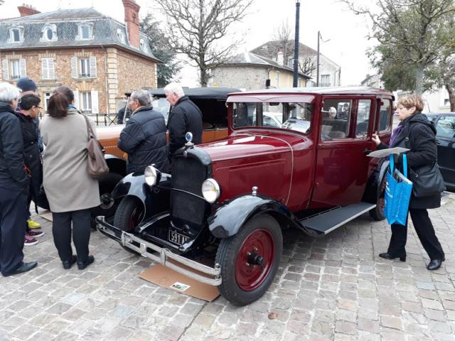 Fête des Grand-Mères Automobiles le dimanche 3 mars 2019 Briis_29