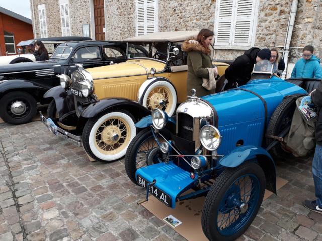 Fête des Grand-Mères Automobiles le dimanche 3 mars 2019 Briis_34