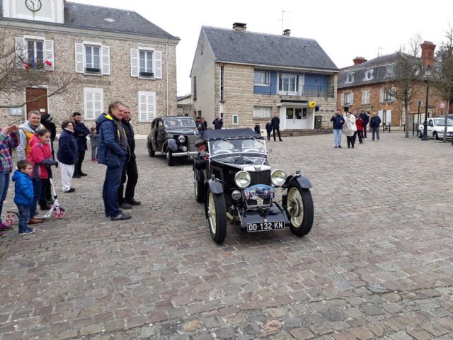 Fête des Grand-Mères Automobiles le dimanche 3 mars 2019 Briis_53