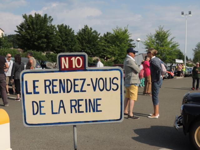 117ème Rendez-Vous de la Reine - Rambouillet le 15 juillet 2018 Dscn2710