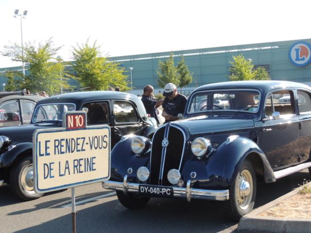 118ème Rendez-Vous de la Reine - Rambouillet le 19 août 2018 Dscn3334