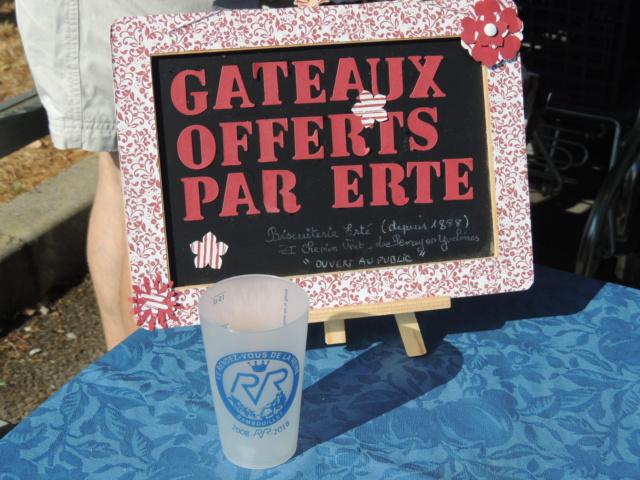118ème Rendez-Vous de la Reine - Rambouillet le 19 août 2018 Dscn3344