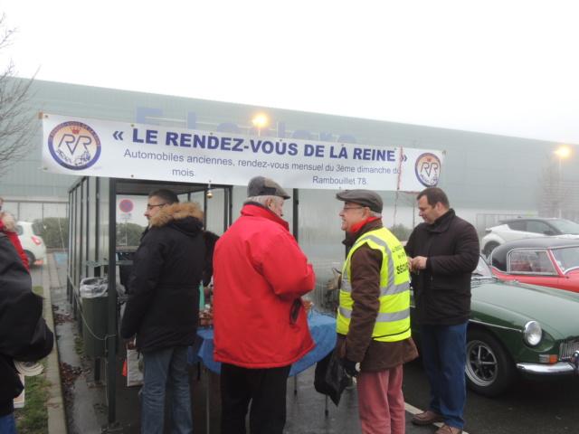 122ème Rendez-Vous de la Reine - Rambouillet le 16 décembre 2018 Dscn3930