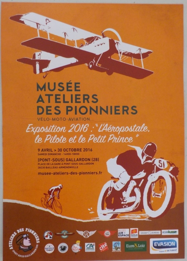 Musée Ateliers des Pionniers à Gallardon (28) Dscn4410