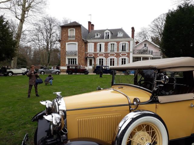 Fête des Grand-Mères Automobiles le dimanche 3 mars 2019 Rochet10