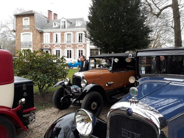 Fête des Grand-Mères Automobiles le dimanche 3 mars 2019 Rochet13