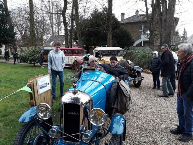 Fête des Grand-Mères Automobiles le dimanche 3 mars 2019 Rochet18