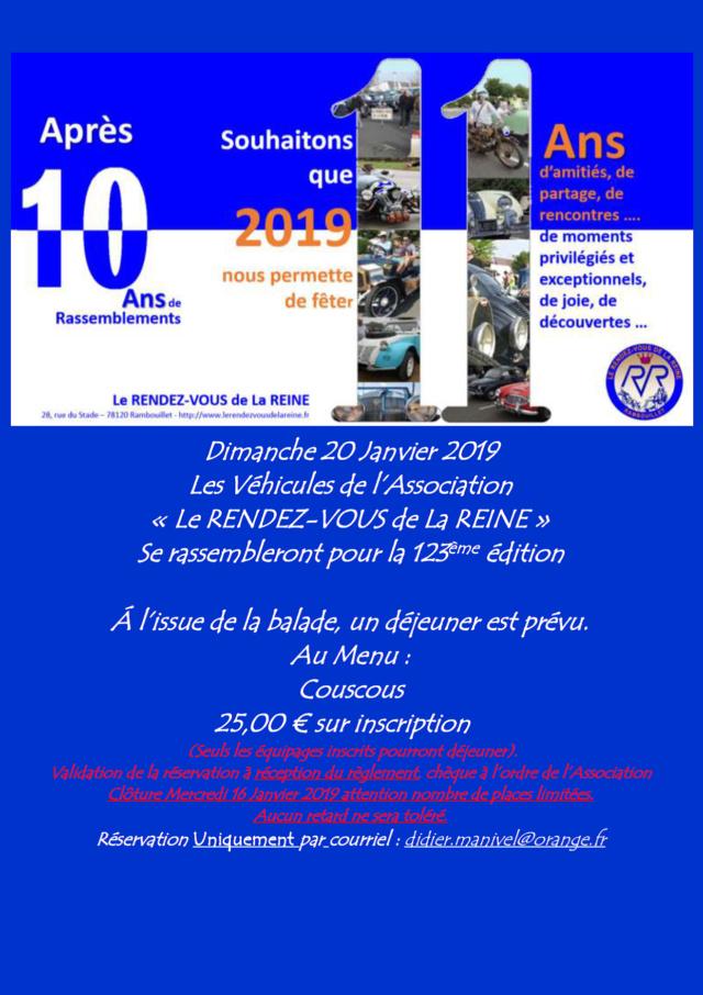 123ème Rendez-Vous de la Reine - Rambouillet le 20 janvier 2019 Rvr_im10