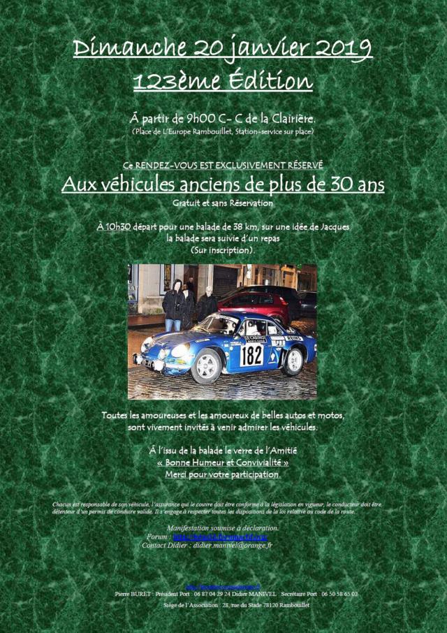 123ème Rendez-Vous de la Reine - Rambouillet le 20 janvier 2019 Rvr_im11