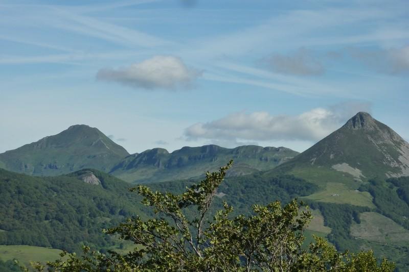 Vallée de la Cère : Burons Niercombe / Fumade vieillle P1050312