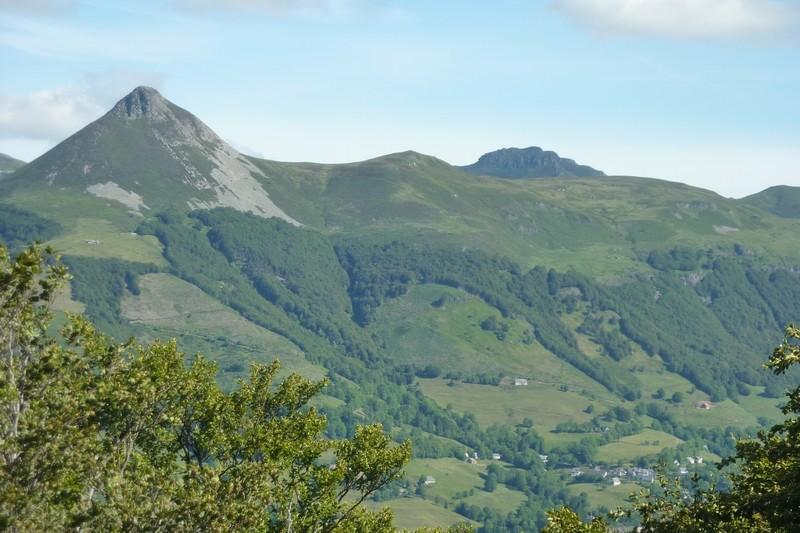 Vallée de la Cère : Burons Niercombe / Fumade vieillle P1050313