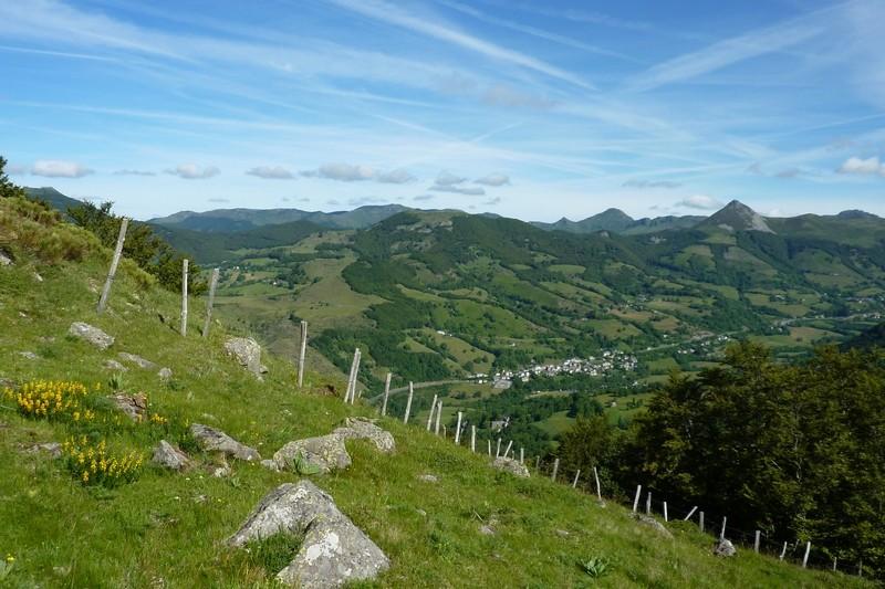 Vallée de la Cère : Burons Niercombe / Fumade vieillle P1050314