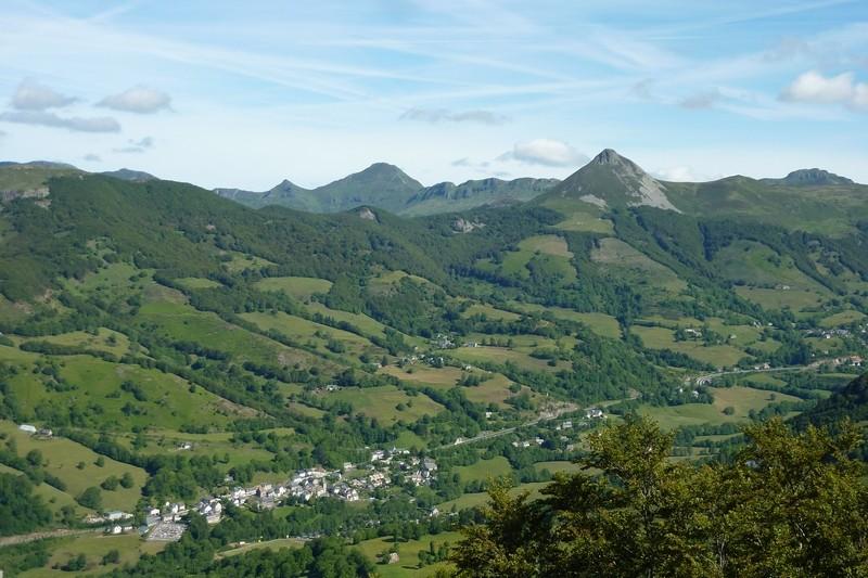 Vallée de la Cère : Burons Niercombe / Fumade vieillle P1050315