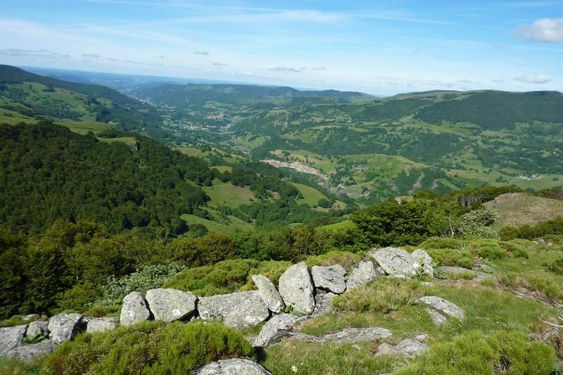 Vallée de la Cère : Burons Niercombe / Fumade vieillle P1050317