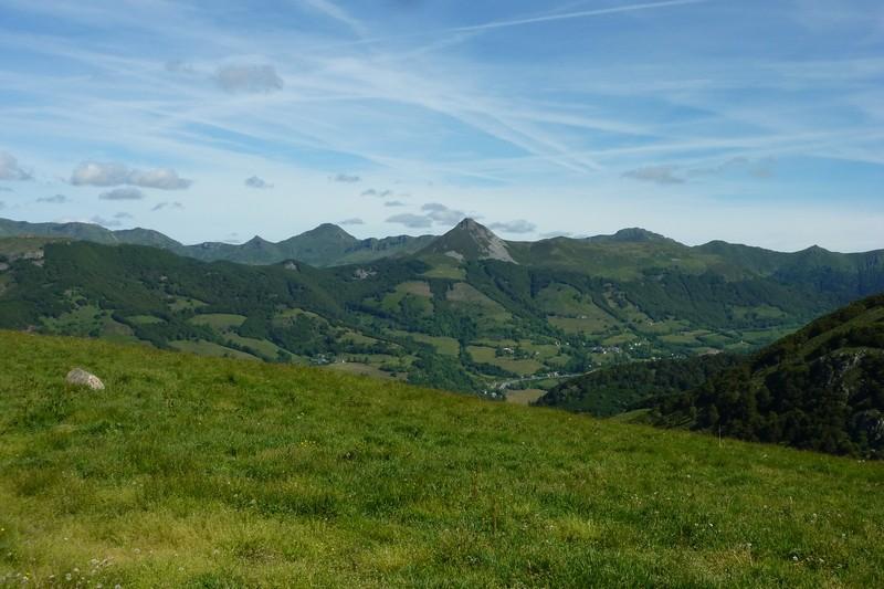 Vallée de la Cère : Burons Niercombe / Fumade vieillle P1050318