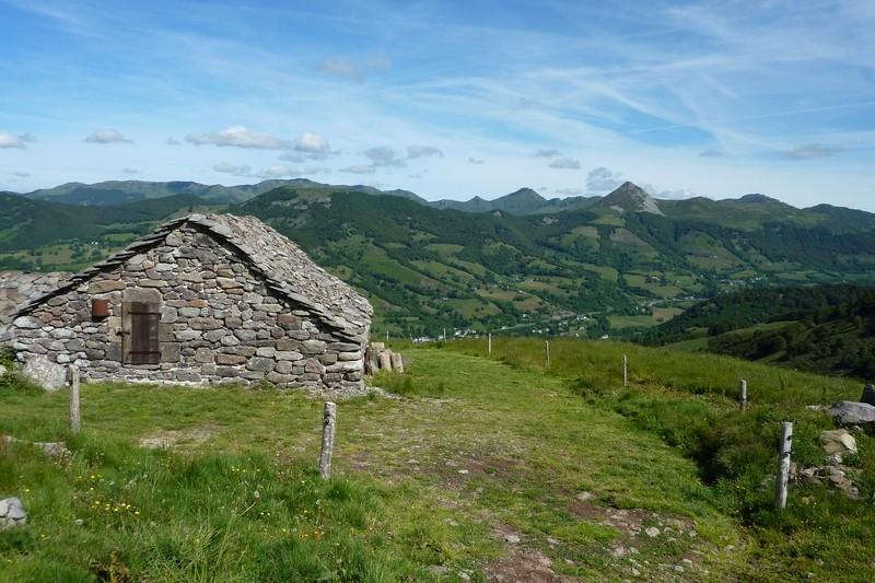Vallée de la Cère : Burons Niercombe / Fumade vieillle P1050322